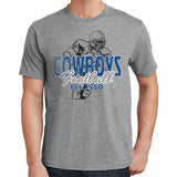 Cowboys Football T Shirt