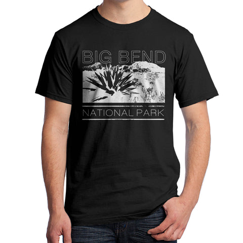 Big Bend National Park T Shirt