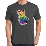 Peace and Pride T Shirt