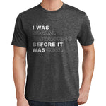 Social Distancing Before It Was Cool T Shirt