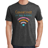 Connected at a Distance T Shirt