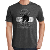 What Happens in Vegas Started in Oakland T Shirt