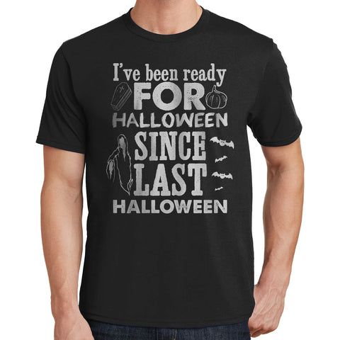 Ready for Halloween T Shirt