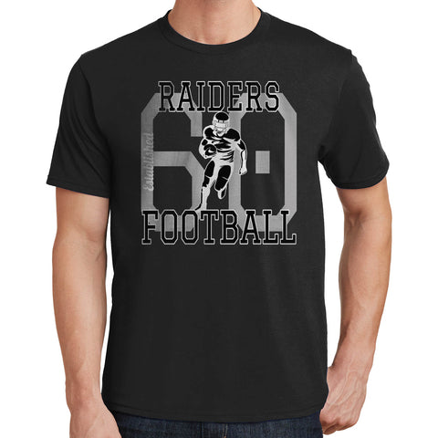 3182 - Raiders Football