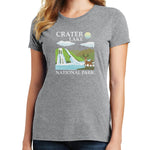 Crater Lake National Park T Shirt