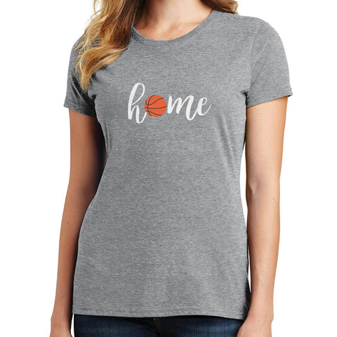 Basketball is Home T Shirt