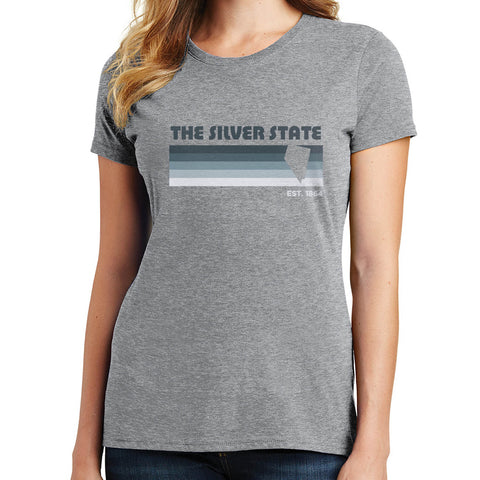 The Silver State T Shirt