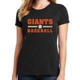 Giants Baseball T Shirt