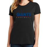 Giants Football T Shirt