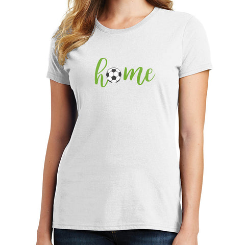 Soccer is Home T Shirt