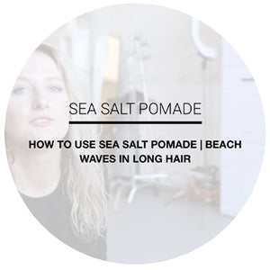 SEA SALT POMADE SOFT WAVES