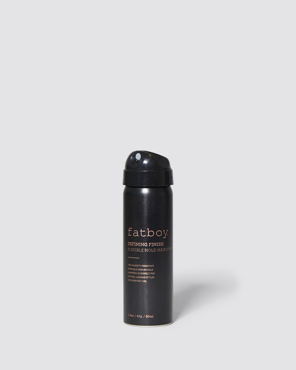 Flexible Hairspray Travel Size