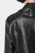 Pre-owned - Obscur | Cropped leather jacket