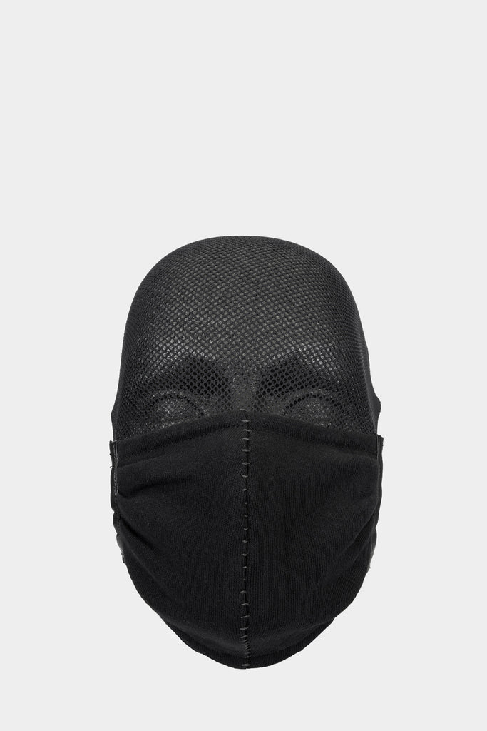 A.F Artefact | Mouth protection mask, Charcoal stitching