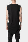 Pre-Owned -  Leon Louis | Elongated tank top