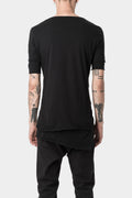 Pre-Owned -  Thom Krom | Double layer scar stich Tee