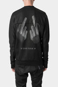 11 by Boris Bidjan Saberi | AW20 - CR1C - Block sweatshir