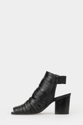 Pre-owned - Rad Hourani | Leather straps sandals