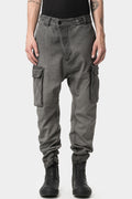 P21B F-1475 - Cold dyed cargo pants
