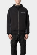 Tobias Birk Nielsen | Zip tech sweat jacket