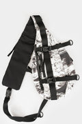 Tobias Birk Nielsen | Printed cross body bag