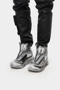 11 by Boris Bidjan Saberi | BAMBA2 - Object dyed high top sneakers