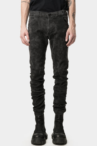 Versuchskind | Irregularly waxed jeans