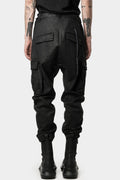 11 by Boris Bidjan Saberi | P21B - Waxed cargo pants