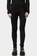 Pre-Owned -  139DEC | Suede leather pants