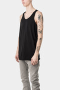 11 by Boris Bidjan Saberi - T3 - Cotton tank, FU print