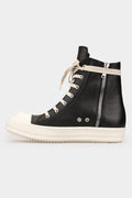 Leather Ramones sneakers