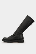RICK OWENS |  Creeper sock boots