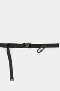 TOBIAS BIRK NILSEN - Buckle belt with carabiner hook