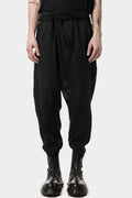 _Julius | Loose linen trousers