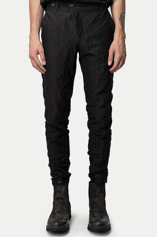 Metal cloth suit pants