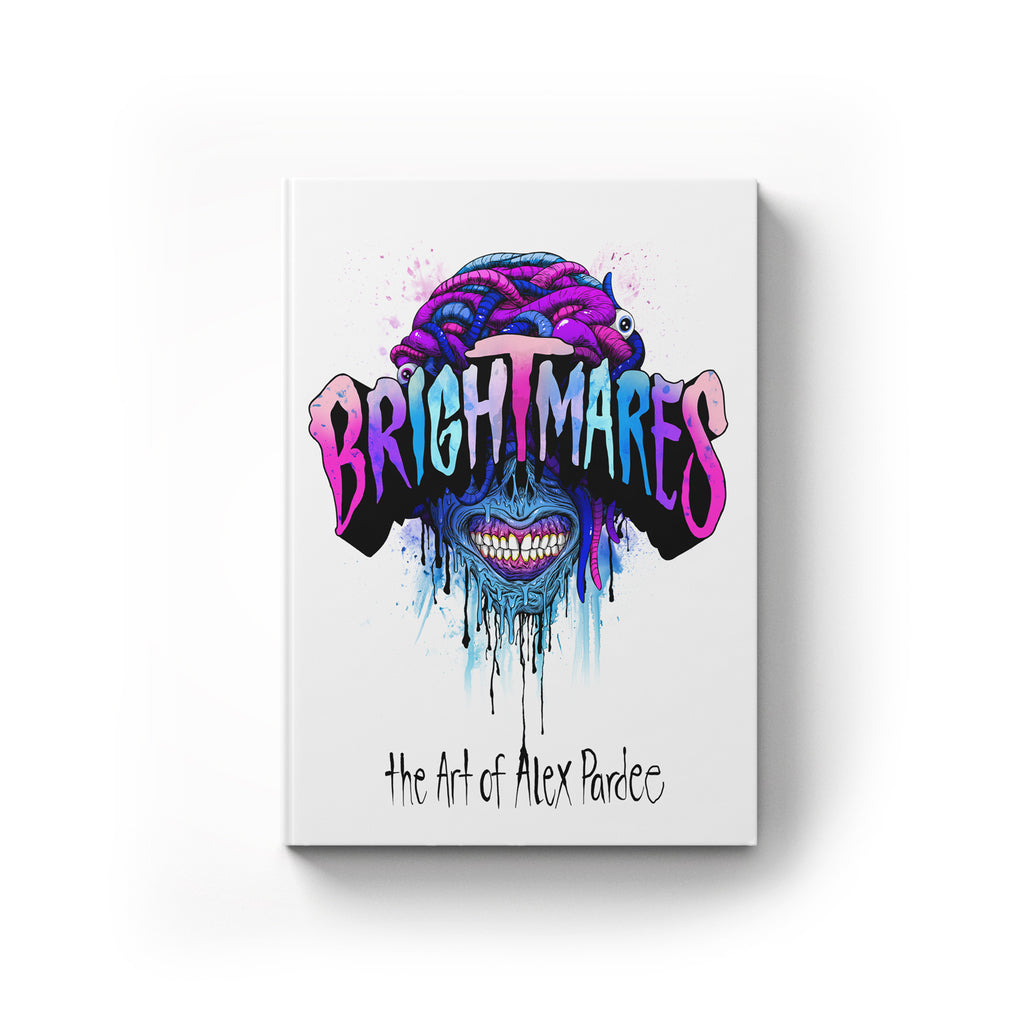 """BRIGHTMARES"" ART BOOK"
