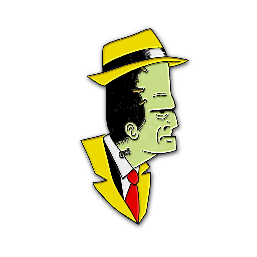 """FRANKENDICK"" PIN"