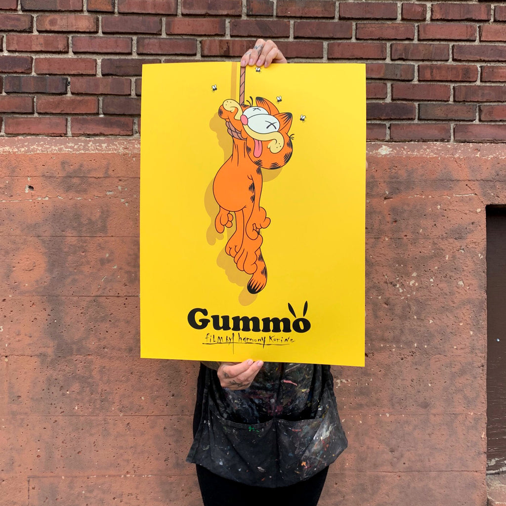 """GUMMO"" SCREENPRINT"