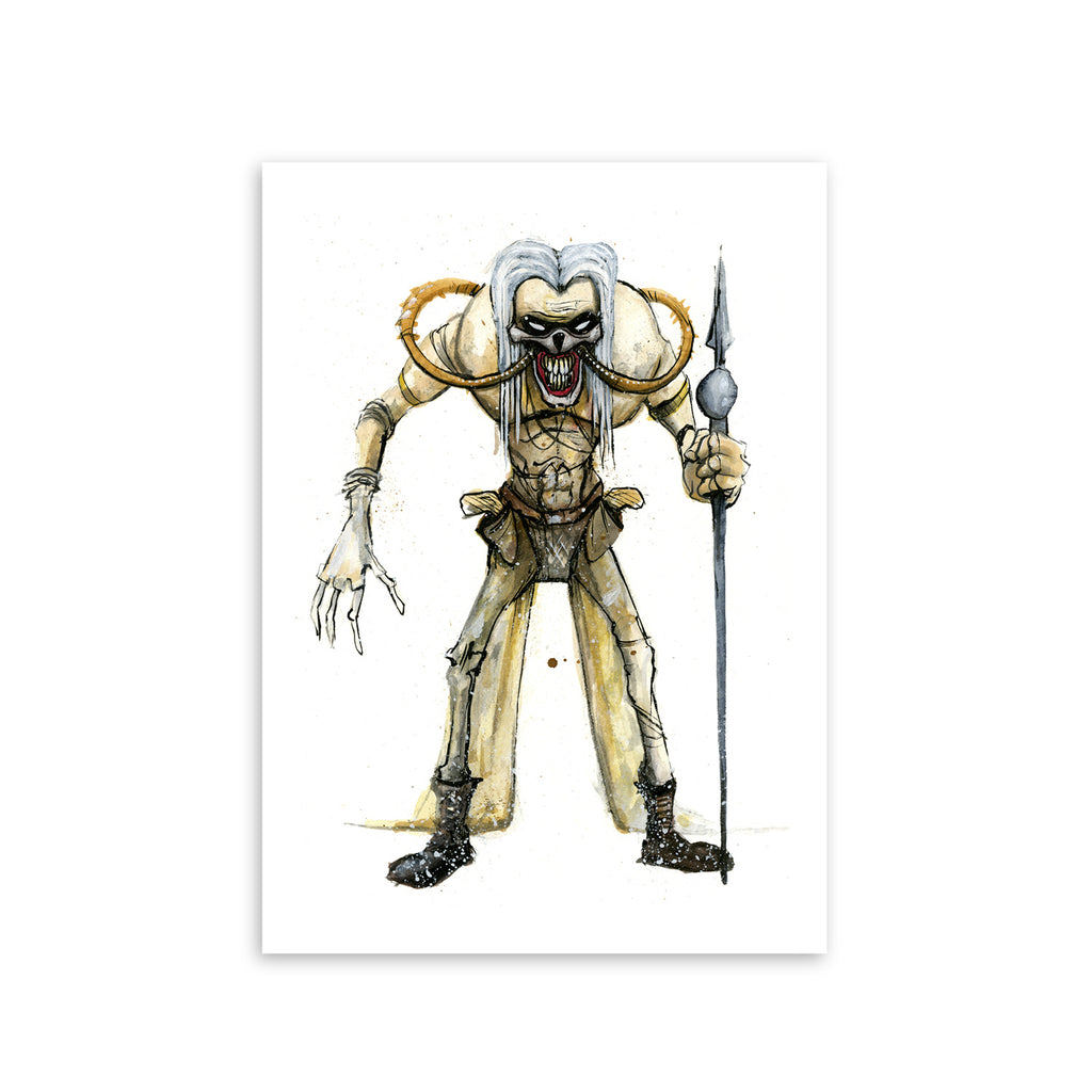 """IMMORTAN JOE"" PRINT"