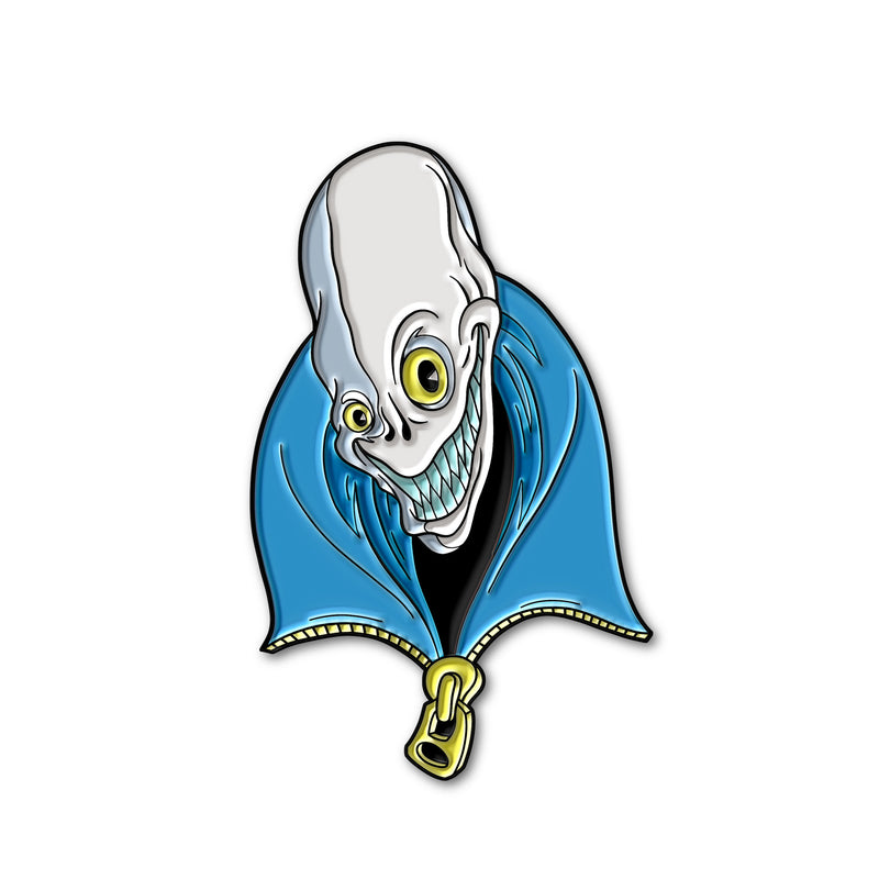 """MR. BLACK"" PIN"