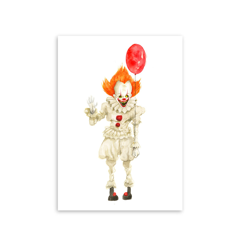 """PENNYWISE"" PRINT"
