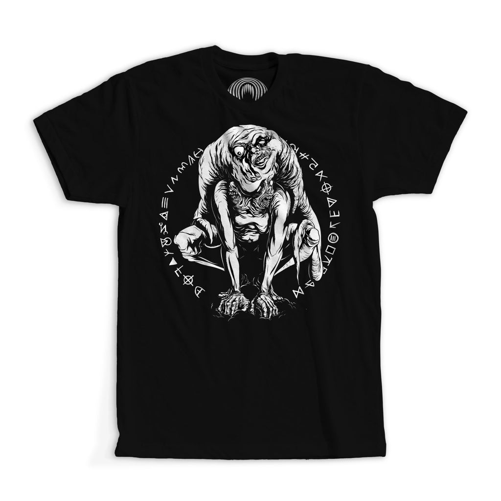 """THE OVERSEER"" BLACK T-SHIRT"