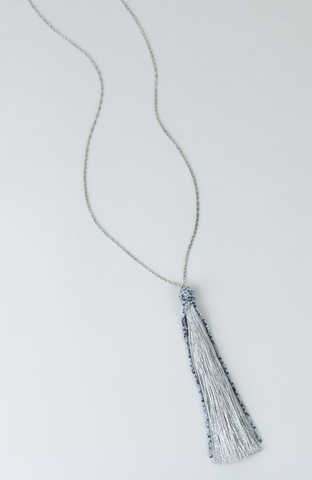 Tassel necklace - Lily Wings - 1