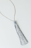 Tassel necklace - Lily Wings - 2