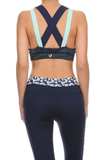Womens Double Straps Activewear Bras - Lily Wings - 1