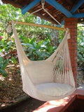 Woven Cotton Hammock Chair - Lily Wings - 3