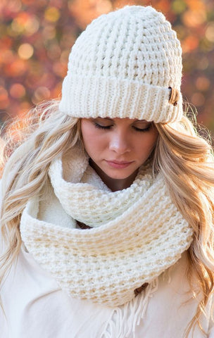 Knit Beanies - Lily Wings - 1