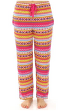 Pant Pajama in Fun Fairisle - Lily Wings - 3