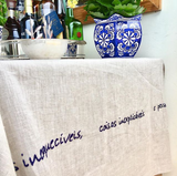 Embroidered Table Towel