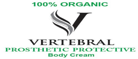 Prosthetic Protective Body Cream by Vertebral Medical